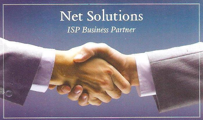 internship in Net Solutions