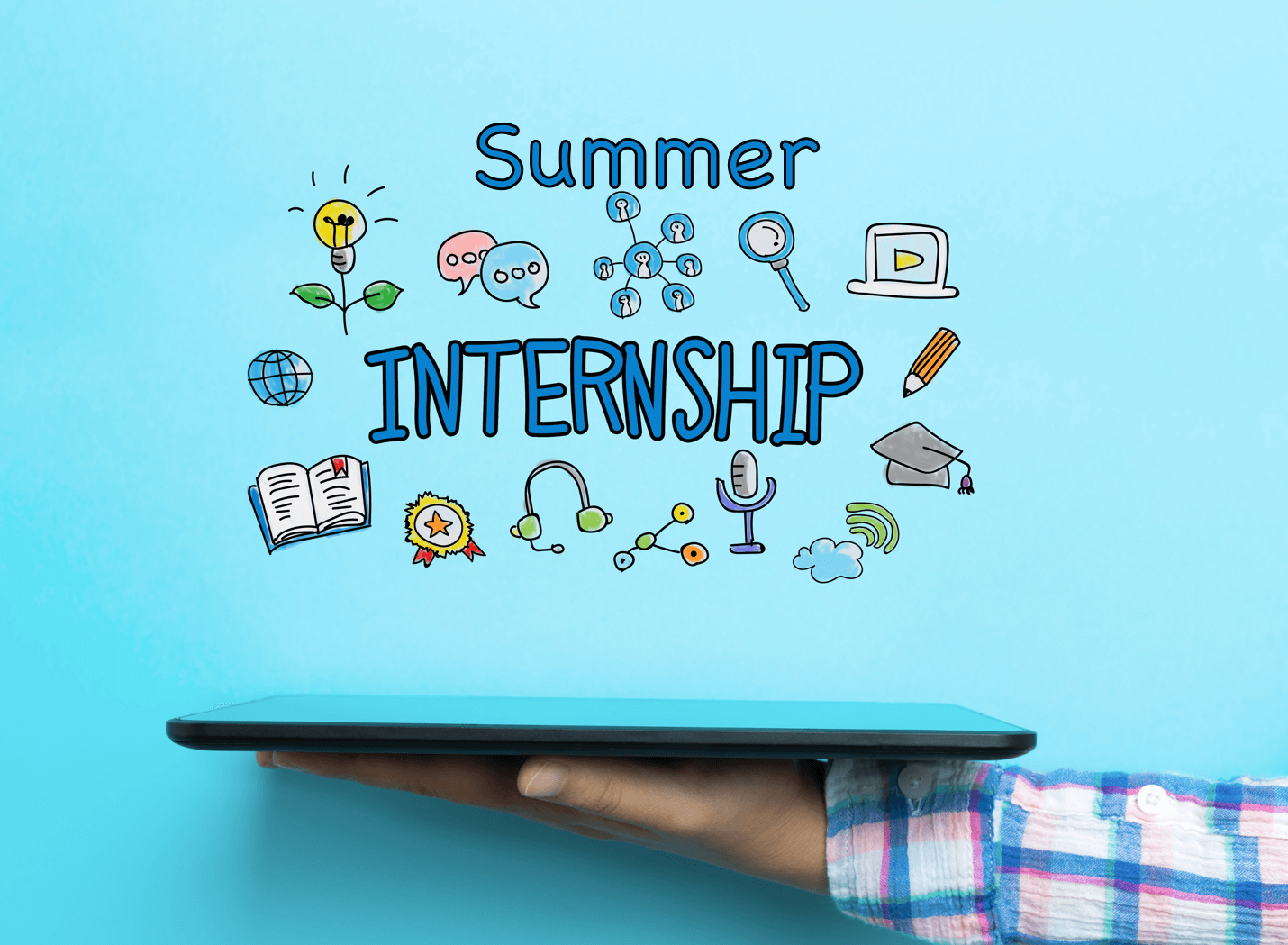 How to apply for summer interns?