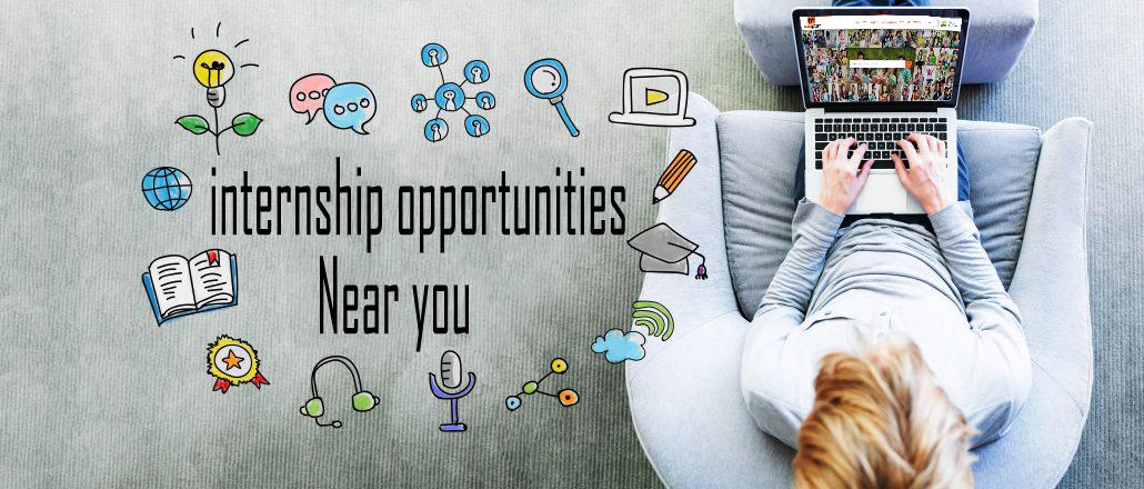 Find the best internship opportunities near you