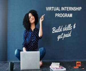 How a Virtual Internship Program Helps You to Boost Your Skills