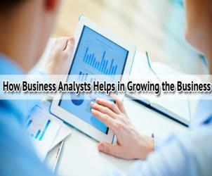 How Business Analysts Helps in Growing the Business