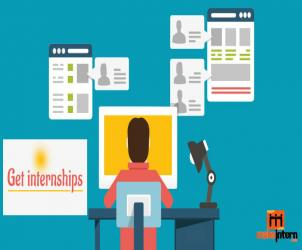 How to get internship in India